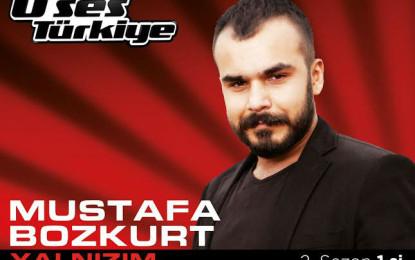 """Türkiye'nin """"O Ses""""i Mustafa Bozkurt """"Yalnızım"""" Dedi!"""
