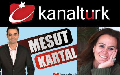 Kanaltürk'de Yeni Yayıncı Başladı Akış Değişti