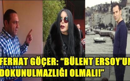 Yapımcı Fevzi Siverek;Bülent Ersoy'a Destek Çıkan  Ferhat Göçer'e Sert Sözler Söyledi