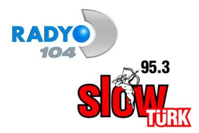 Slowtürk ve Radyo D de Yeni Görev