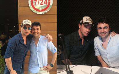 Sinan Akçıl Son Fm ve Radyo 24 Ortak Yayınına Konuk Oldu!