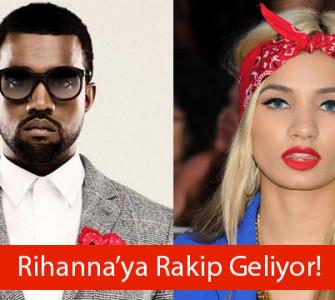 Rihanna'ya Rakip Geliyor!