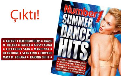 NUMBER1 SUMMER DANCE HİTS ÇIKTI!