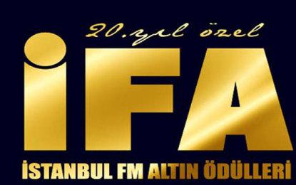 İSTANBUL FM ALTIN ÖDÜLLERİ SAHİPLERİNİ BULDU