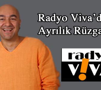 Muzo Radyo Viva'dan Ayrıldı!