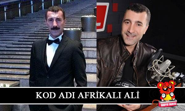 Kod Adı Afrikalı Ali!