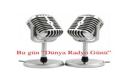 "13 Şubat Dünya Radyo Günü ""Kutlu Olsun"""