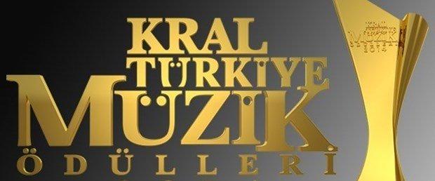 Kral Türkiye Müzik ödülleri 2014 Kazananları Açıklandı!