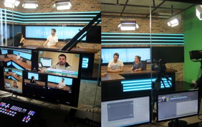 Üsküdar Üniversitesi'nde Radyo-Tv Stüdyoları Kuruldu!