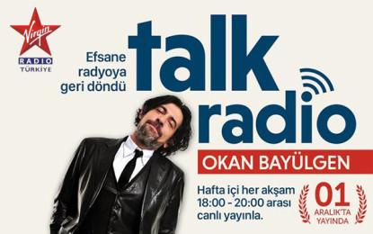 Ünlü Showman Okan Bayülgen, Radyoculuğa Geri Döndü!