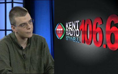 TRT Kent Radyo İstanbul'a Yeni Program!