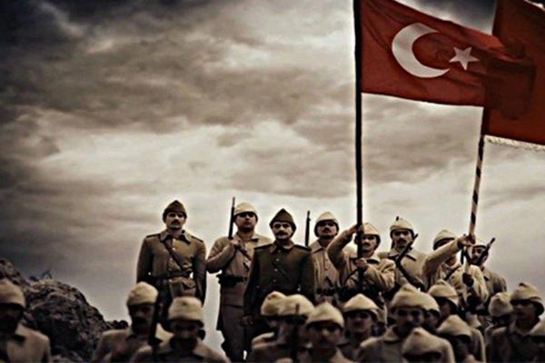 Çanakkale Savaşı'nın 102. Yıldönümünde Şehitlerimizi Rahmetle Anıyoruz