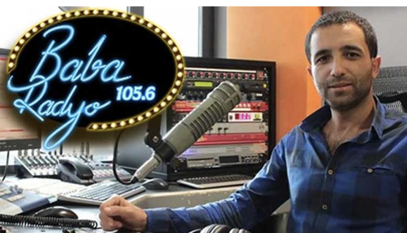 Baba Radyo'da Ayrılık