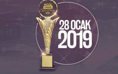 3.Müzikonair Müzik Ödülleri Sahiplerini Buldu!