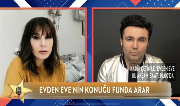 """Kadir Çetin ile """"NR1 Star Evden Eve"""""""